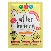 Коктейль льняной с ТЫКВОЙ «Fit Mix After Training» 20 гр